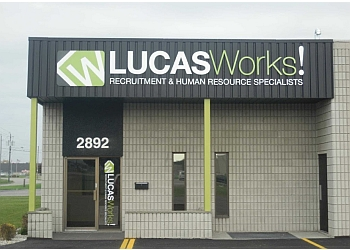 Windsor employment agency LucasWorks