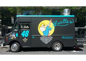 Montreal food truck Lucille's Oyster Dive