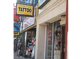 Niagara Falls tattoo shop Lucky 13 Tattoo Shop