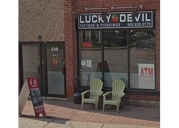 Newmarket tattoo shop Lucky Devil Tattoo & Piercing
