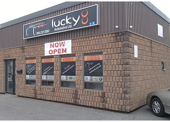 Richmond Hill car repair shop Lucky Eight Automotive Ltd.