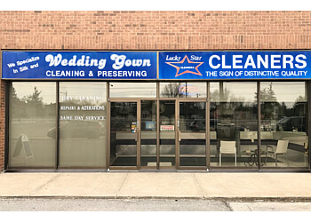 Vaughan dry cleaner Lucky Star Cleaners