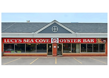 Mississauga seafood restaurant Lucy's Sea Cove & Oyster Bar