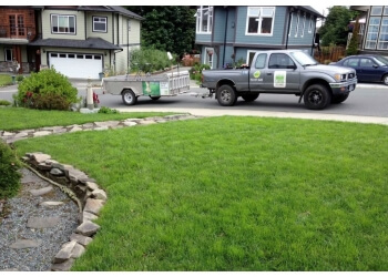 Nanaimo lawn care service Lush Eco Lawns & Gardens Ltd.