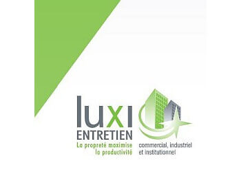 Repentigny window cleaner Luxi Entretien