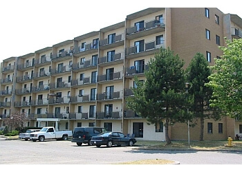 Brantford apartments for rent Lynden Park Towers Apartments