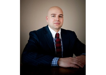 Medicine Hat criminal defense lawyer Lyndon Heidinger