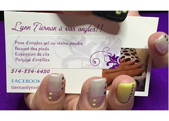 Repentigny nail salon Lynn Tiernan à vos ongles