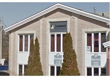 Sherbrooke electrician Lyonnais Électrique, Inc.