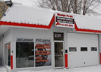 Quebec car repair shop Mécanique-Pro Auto