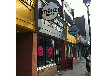 Montreal hair salon Mëdz Salon