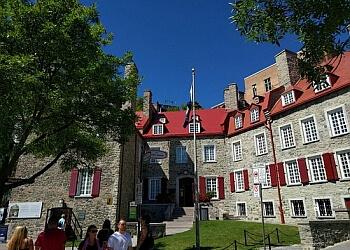 Quebec landmark MAISON HISTORIQUE CHEVALIER