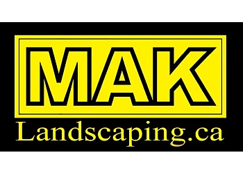 Airdrie lawn care service MAK Landscaping Ltd.