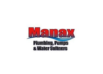 MANAX Plumbing, pumps & water softners Caledon Plumbers