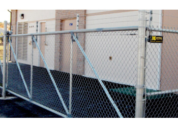 Fredericton fencing contractor MARITIME FENCE