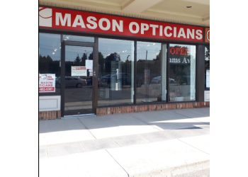 St Catharines optician MASON OPTICIANS