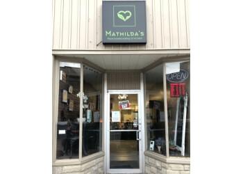 Oshawa vegetarian restaurant MATHILDA'S