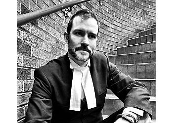 St Albert criminal defense lawyer BRAD LEEBODY