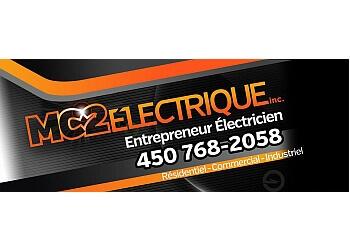 Saint Hyacinthe electrician MC2 Électrique, Inc.