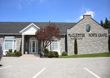 Brantford funeral home MCCLEISTER FUNERAL HOMES