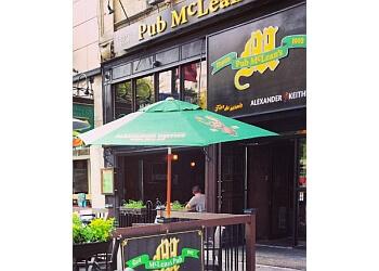 Montreal pub MCLEAN'S PUB
