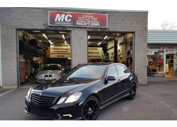 Longueuil car repair shop MC Performance