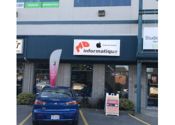 Repentigny computer repair MD Informatique INC.