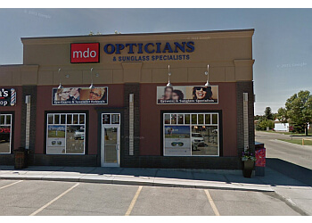 St Albert optician MDO Opticians