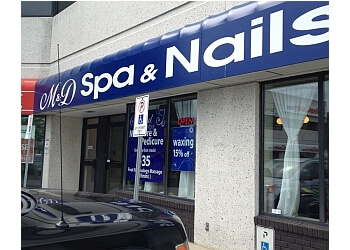 M&D Spa and Nails Inc