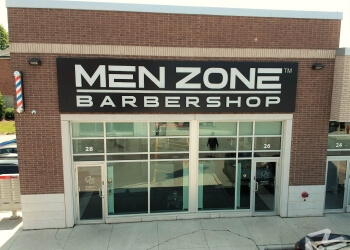 Mississauga barbershop Men Zone Barbershop