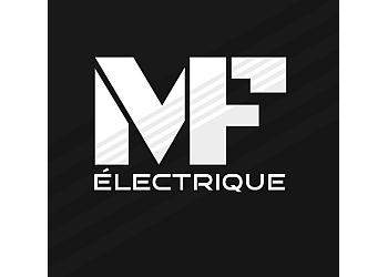 Montreal electrician MF Électrique