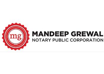 Surrey notary public MG Notary