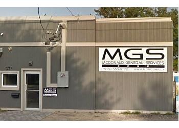 Sudbury electrician MGS Corp.
