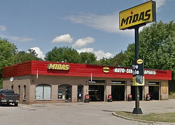Huntsville car repair shop MIDAS