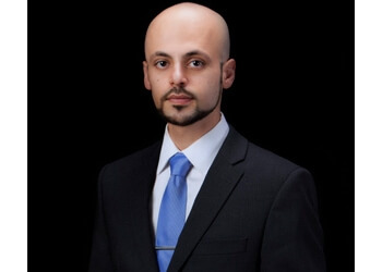 Burlington personal injury lawyer MILAD HAGHANI