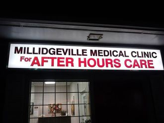 Saint John urgent care clinic MILLIDGEVILLE MEDICAL CLINIC