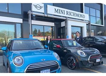Richmond car dealership MINI RICHMOND