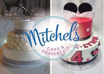 Whitby cake MItchel's Cake & Dessert Company