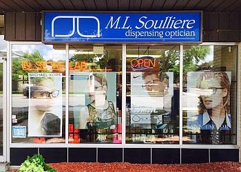 Windsor optician M L Soulliere Opticians