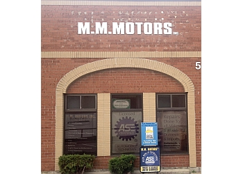 Pickering car repair shop M M Motors Inc.