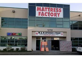 Surrey mattress store MM Sponge & Foam Fabrications Ltd.