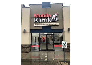 Sherwood Park cell phone repair MOBILE KLINIK