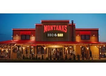 Sherwood Park steak house MONTANA'S BBQ & BAR