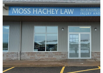 Fredericton notaire  MOSS HACHEY LAW