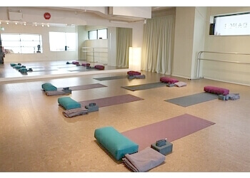 New Westminster yoga studio MOVE Studio Yoga Pilates Dance