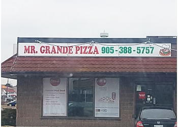 Hamilton pizza place MR. GRANDE PIZZA