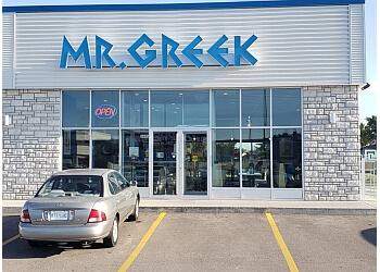 Regina mediterranean restaurant MR. GREEK