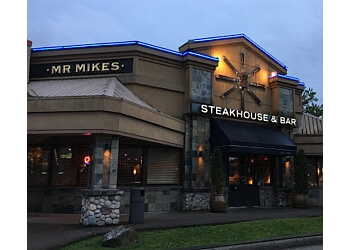 Coquitlam steak house MR MIKES Steakhouse + Bar