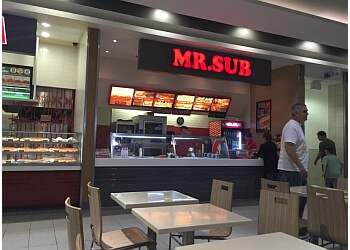 Halton Hills sandwich shop MR.SUB