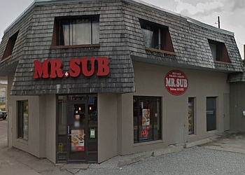 Orillia sandwich shop MR.SUB